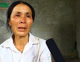 Nhói lòng tiếng kêu cứu của người mẹ có con bị u mầm thận