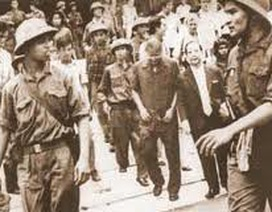 """Gặp lại vị tướng áp giải """"Big Minh"""" đến Đài phát thanh Sài Gòn"""