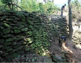 Lũy đá cổ Kỳ Anh được xếp hạng di tích cấp quốc gia