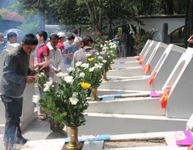 Gần 2 vạn người đổ về khu di tích Ngã ba Đồng Lộc
