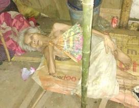Cả xóm hối hả sửa nhà, chăm sóc cụ bà bị con tâm thần nhốt 5 tháng