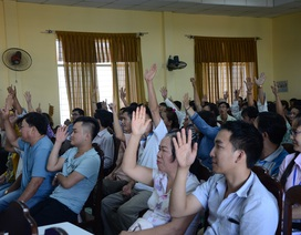 """Đà Nẵng họp dân xin ý kiến về việc giải tỏa """"khu ổ chuột"""""""