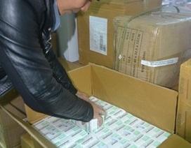 Bắt lô hàng chứa thuốc tân dược nghi nhập lậu từ Trung Quốc