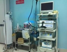 Trang bị công nghệ mới trong chẩn đoán ung thư sớm đường tiêu hóa