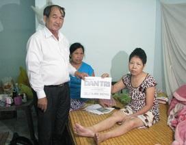 Hơn 22 triệu đồng đến với cô Nguyễn Thị Hải