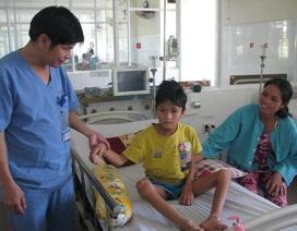 Cứu sống bệnh nhi bị sốt xuất huyết Dengue thể não