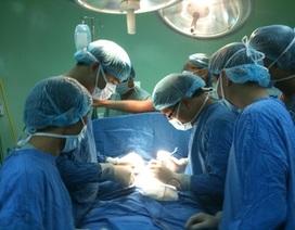 Cứu bệnh nhi 5 tháng tuổi tim bẩm sinh, tăng áp phổi nặng