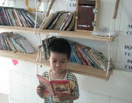 """""""Thư viện"""" sách cho các bệnh nhi"""