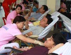 """Hơn 1.200 đơn vị máu được hiến trong ngày hội """"Trái tim sông Hàn"""""""