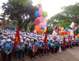 Đắk Lắk tổ chức lễ Khai giảng chỉ trong vòng 30 phút
