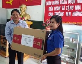 Nhiều nhà bán trú đến với học sinh nghèo Đắk Nông