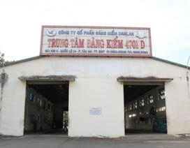 Cục Đăng kiểm Việt Nam đình chỉ chức danh 3 đăng kiểm viên