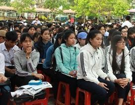 Trên 3.000 học sinh THPT tại Đắk Lắk được tư vấn tuyển sinh – hướng nghiệp