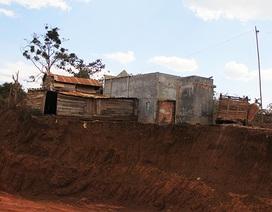 Dự án nghìn tỷ không thể giải phóng mặt bằng vì… nhà không phép!