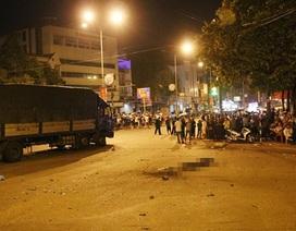 Vụ kích nổ mìn giữa đường: Phó Giám đốc công an tỉnh bị thương
