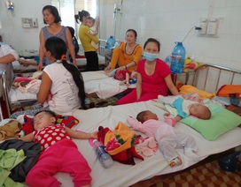 Hai trẻ bị viêm não Nhật Bản B do không tiêm chủng