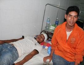 Vô cớ bị nhóm chục đối tượng quây đánh đến nhập viện