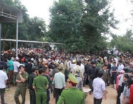 Thăng quân hàm cho 3 cảnh sát hy sinh trong vụ nổ tại Đắk Lắk