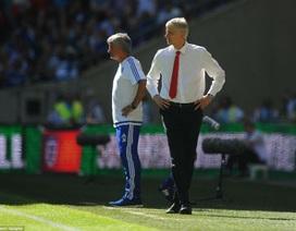 Arsenal đoạt siêu Cúp Anh: Đòn phản công của Wenger