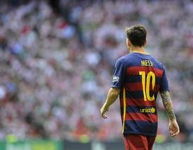 Tỷ lệ sút hỏng phạt đền của Messi gấp đôi C.Ronaldo