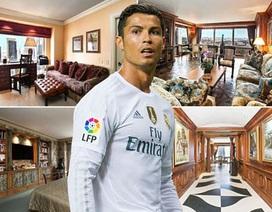 Choáng ngợp trước căn hộ siêu sang của C.Ronaldo ở New York
