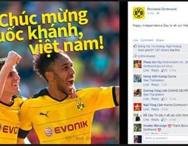 Chelsea, Liverpool, Bayern... chúc mừng Quốc khánh Việt Nam