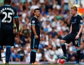 """Liệu Man City có """"tỉnh giấc"""" ở Champions League?"""