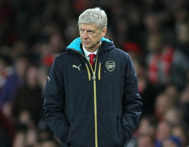 """Arsene Wenger: """"Tình thế Arsenal vô cùng nguy ngập"""""""