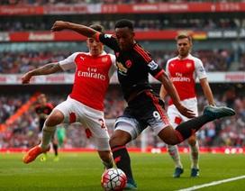 Anthony Martial nhận giải thưởng cá nhân đầu tiên ở Premier League