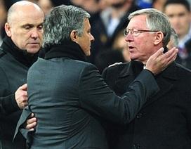 Mourinho tiết lộ lý do không tới MU kế vị Sir Alex Ferguson