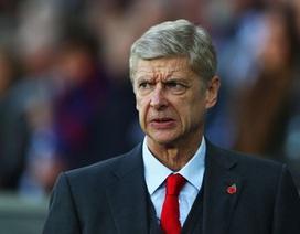 "Thời gian tại vị: Wenger ""chấp"" tất cả HLV tại Premier League"