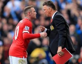 Cầu thủ Man Utd tức giận với Van Gaal?