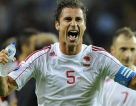Thêm 4 đội giành vé dự Euro 2016: Bất ngờ Albania