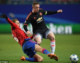 Rooney đã trở thành người thừa ở MU?