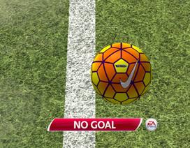 Công nghệ Goal-line từ chối bàn thắng của Chelsea