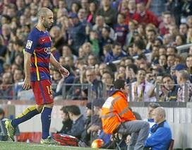 Lăng mạ trọng tài, Maschesrano mang họa lớn cho Barca