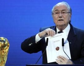 Sepp Blatter thừa nhận Nga được đăng cai World Cup trước cuộc bỏ phiếu