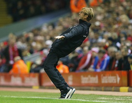 Liverpool của Jurgen Klopp gặp khó ở League Cup