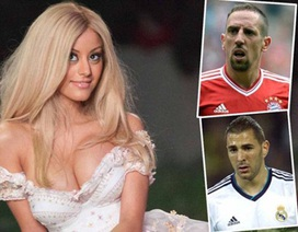 Những scandal đình đám của Karim Benzema