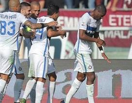 """""""Bom tấn"""" 40 triệu lập công, Inter Milan tiếp đà bay cao"""