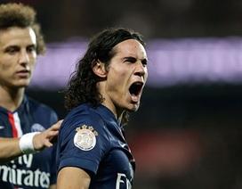 Sau David Luiz, Cavani cũng sợ trở lại Paris