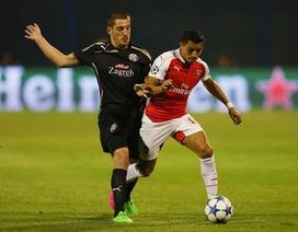 Cầu thủ dùng doping ở trận gặp Arsenal bị treo giò 4 năm