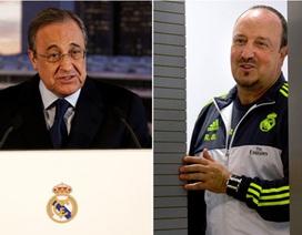 Cổ động viên Real Madrid trút giận lên Chủ tịch Perez