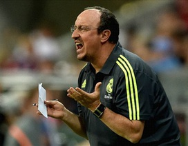 Benitez bị ép chọn quân ở trận thua Barcelona?
