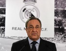 Chủ tịch Perez chưa tính đến việc sa thải HLV Benitez