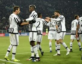 Đánh bại Man City, Juventus dẫn đầu bảng tử thần