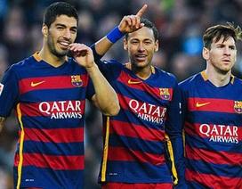 Neymar - Suarez cân bằng kỷ lục tồn tại 65 năm ở Barcelona