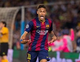 """Barcelona """"mất oan"""" tiền vì Neymar lọt top 3 Quả bóng vàng"""