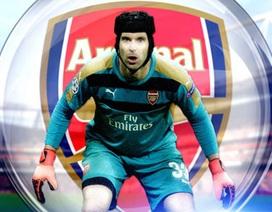 Petr Cech - ngôi sao hộ mệnh của Arsenal