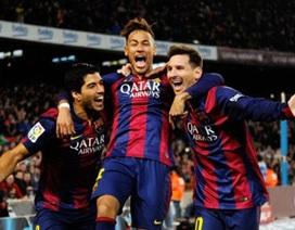 100 cầu thủ hay nhất năm 2015 của L'Equipe: CR7 xếp sau Messi-Neymar-Suarez